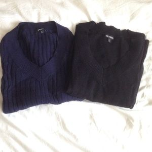 Bundle of 2 Express sweaters