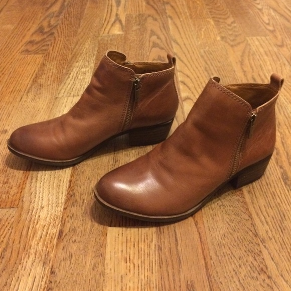 a9a3aff34911 Lucky Brand Boots - Lucky Brand Basel Bootie 6.5 M in Toffee