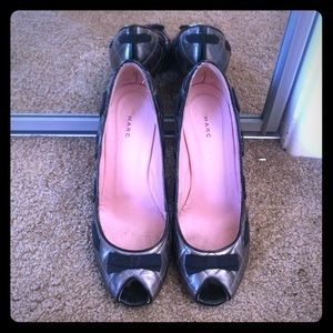 Marc Jacobs Shoes - Marc Jacobs Quilted Pumps Sz 7.5