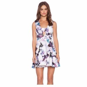 StyleStalker Synthesize Floral Dress
