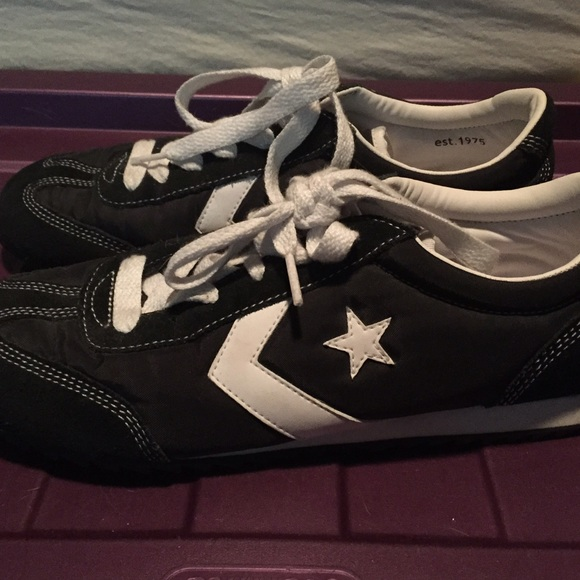 07844b19d7479b Converse Shoes - Converse All Star Re-Issue shoes in black