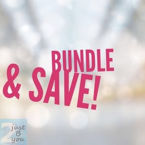 Other - Bundle & SAVE! Just ask. 😀