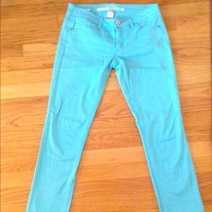 Moschino Cropped Skinny Jeans