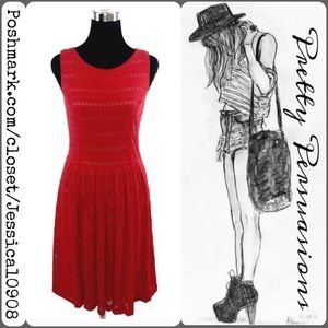 Maeve by Anthropologie Open Back Sleeveless Dress