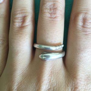 9ed4da486 Tiffany & Co. Jewelry | Elsa Peretti Snake Ring Tiffany Co | Poshmark