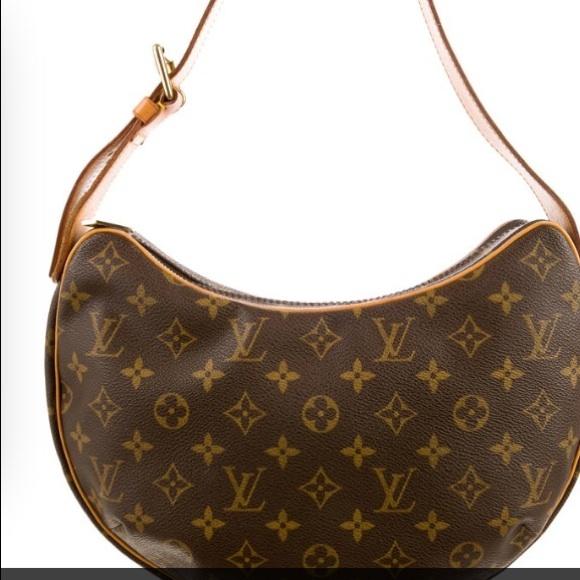 louis vuitton bags croissant medium size purse poshmark . e39f220eb6