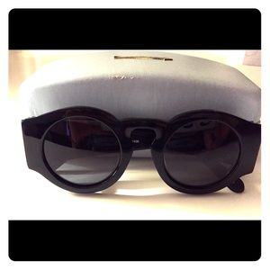 Karen Walker Blue Moon Sunglasses