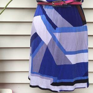 Envi Dresses - Envi Graphic Print Summer Surplice Dress Sz XS