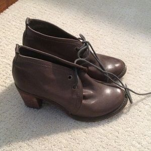 Jeffrey Campbell heel boot