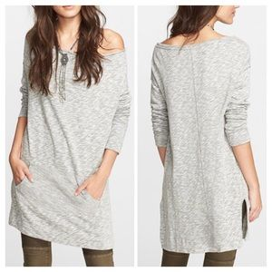 FREE PEOPLE MEXICALI PULLOVER TUNIC