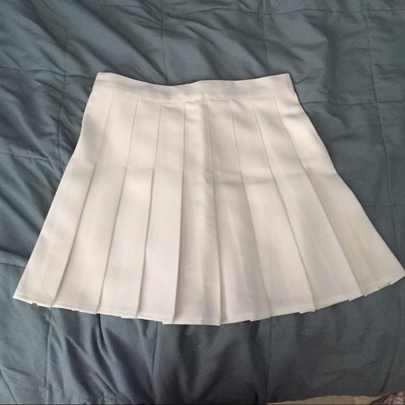 9aae661bf7 American Apparel Skirts | Tennis Skirt Dupe | Poshmark