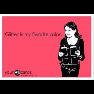 ❤️ Glitter!