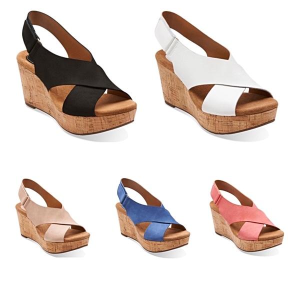918c0f825a128 25% off Clarks Shoes - Caslynn Shae in Black