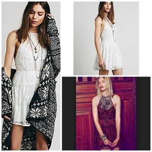FREE PEOPLE Mini Dress NWT