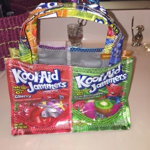 Bags | Little Purse Made Out Of Koolaid Packets