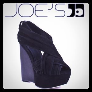 Joe's Jeans Princess Wedge