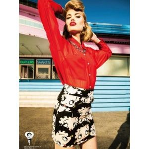 Joyrich Dresses & Skirts - Joyrich BettyBoop Collection Mini