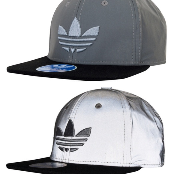 3c4ca590f78120 Adidas Accessories | Flashsale Mixed 3m Reflective Snapback Hat ...