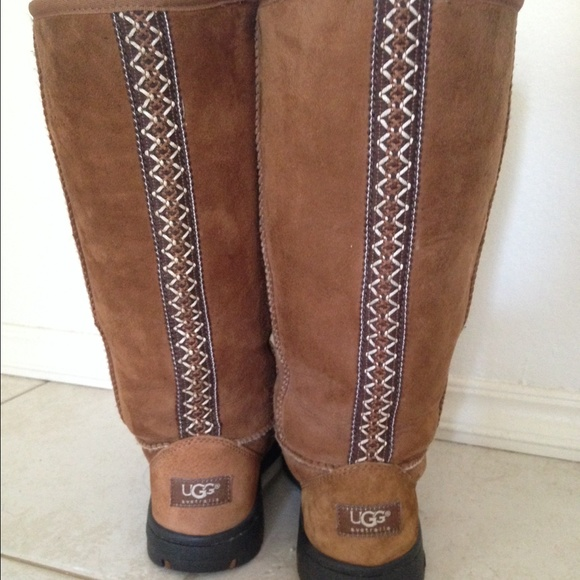 ugg ultimate tall braid 5340