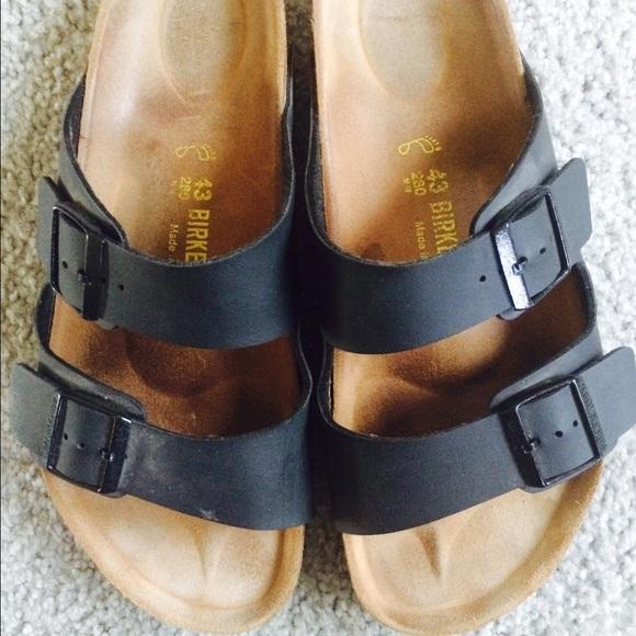 online store aa39f a6a68 Birkenstock Men's Sandal Size 43 (US 10)