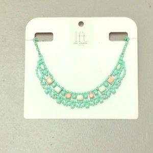 Fresh Mint Summer Necklace
