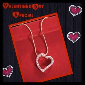 Jewelry - Heart necklace nwot