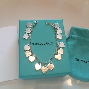 Tiffany Return to Tiffany Mini Heart Bracelet