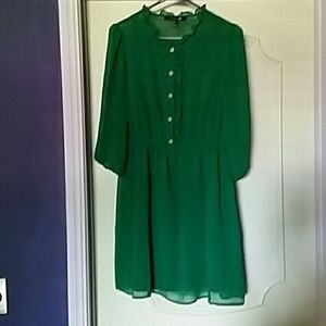 Forever 21 Dresses & Skirts - Beautiful emerald green dress