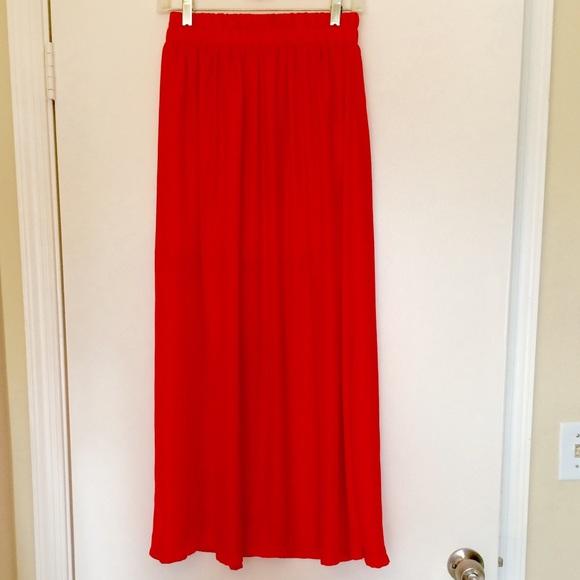 47 cotton on dresses skirts cotton on maxi skirt