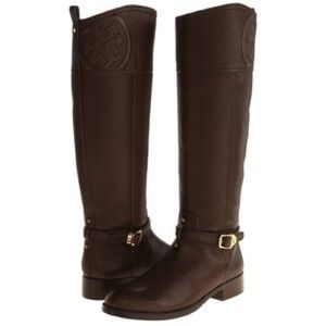 TORY BURCH MARLENE RIDING BOOTS