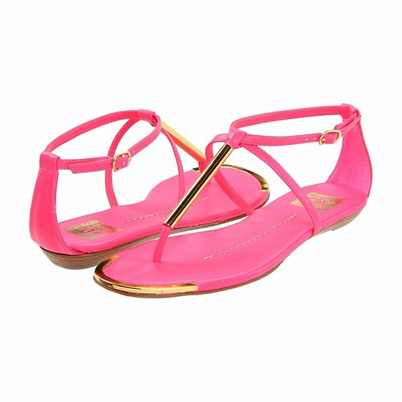 3bedaf277c57 DV by Dolce Vita Shoes - DV by Dolce Vita Archer Sandal in hot pink
