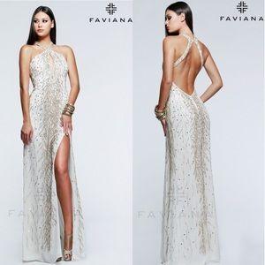 Faviana Dresses & Skirts - Faviana Glamour Dress S7598
