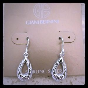Sterling Silver Giant Bernina earrings