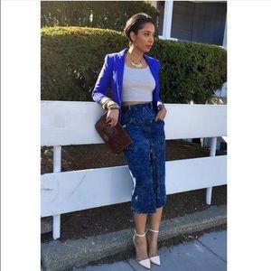 Dresses & Skirts - ❌SOLD Real denim vintage front zip midi skirt