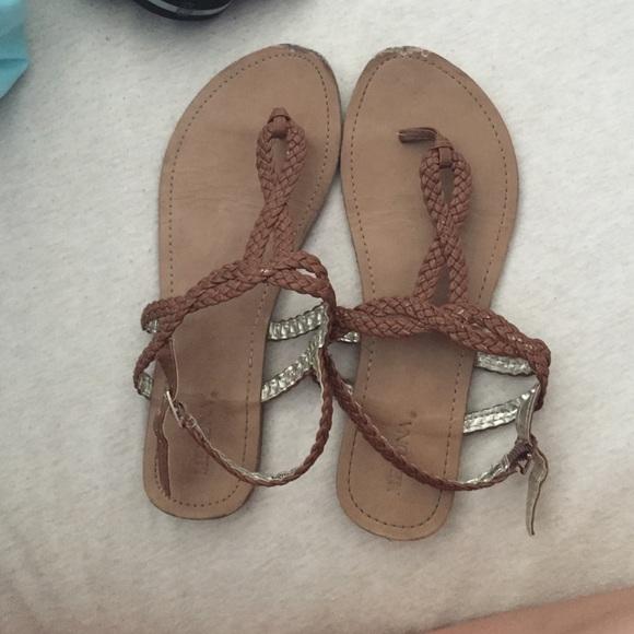 8df2b043632 Womens Esma Braided Sandals. M 558741234c531053ed00cad4