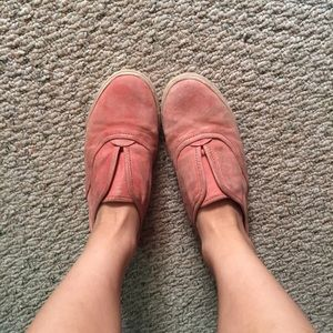 Frye Mindy slip on shoes size 6