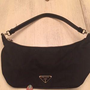 Authentic small Prada bag