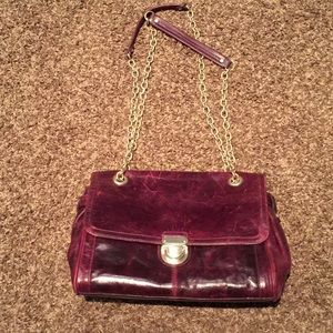 Banana Republic Leather Bag
