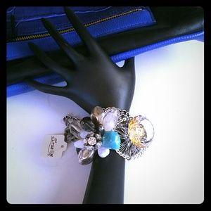 { BOGO 50% } True Multi Strand Mix Stone Bracelet