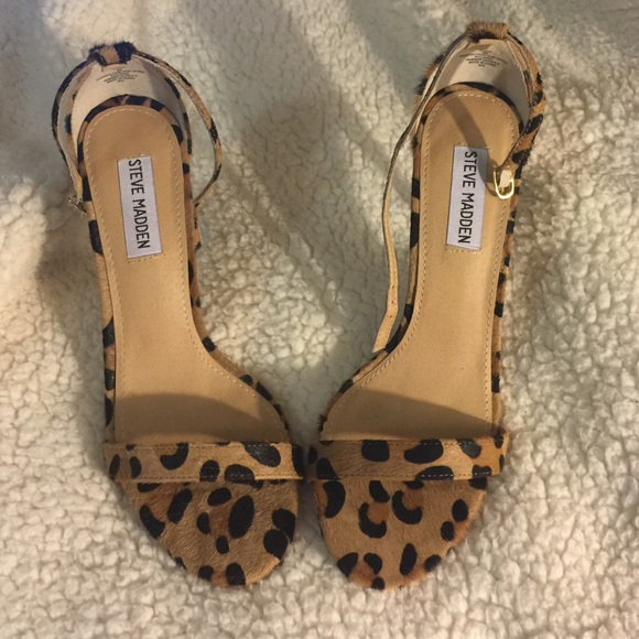 495c36716ee Steve Madden Stecy shoes leopard. M 5587974e2035ea53cb0101ae