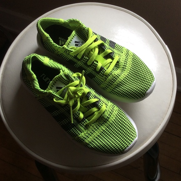 Adidas Run Natural Neon Yellow