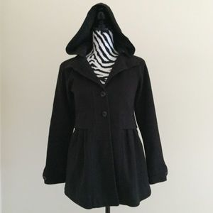 Gap Jacket with Detachable Hood.