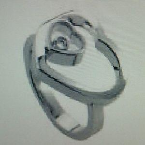 Jewelry - Chopard heart ring