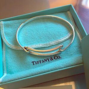 Tiffany & Co Sterling Bar Bracelet