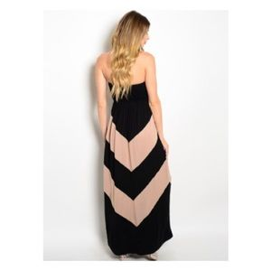 That Glam Girl Boutique Dresses - Chevon maxi
