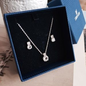Swarovski Jewelry - Swarovski Crystal Brilliance Set