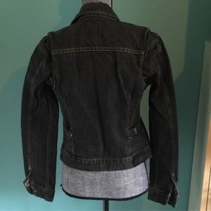 Nautica Jackets & Coats - Vintage Black Jean Jacket Denim Small