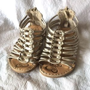 e88047aa4652 Cherokee Shoes - Baby   Toddler Girls Gladiator Sandals