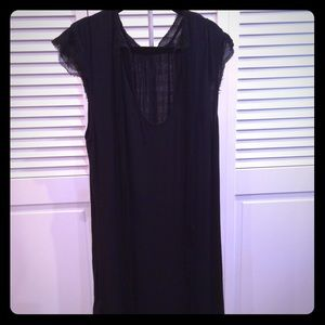 Navy tunic top from Forever 21 size XS
