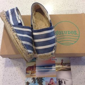 Soludos Other - 🆕LISTING! Soludos Toddler girls espadrille
